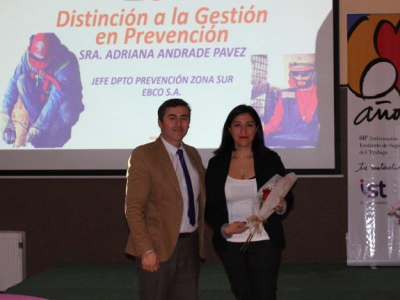 DISTINCIÓN EN PREVENCIÓN 2018 REGIÓN DE LOS LAGOS