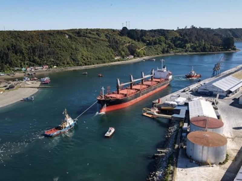 Empormontt hace un positivo balance en su transferencia de carga portuaria