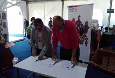 Convenio Fosis - EMPORMONTT se renueva para la temporada de cruceros 2017-2018